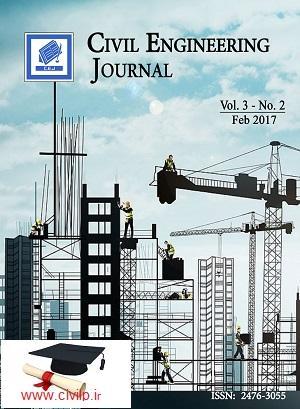 Civil Engineering Journal فراخوان مقاله مجله مهندسی عمران فراخوان مقاله مجله مهندسی عمران cover16 Feb07