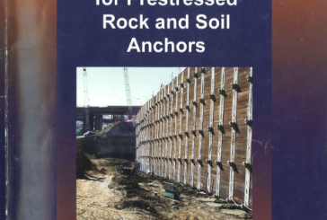 Recammendations for prestressed Rock and Soil Anchors