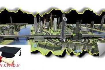 فیلم آموزش کامل و کاربردی نرم  افزار Autocad civil 3D (دور یا شیب عرضی)