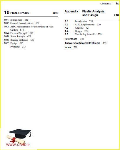 دانلود کتاب طراحی سازه های فولادی William T. Segui طراحی سازه های فولادی william t. segui طراحی سازه های فولادی William T. Segui 4 2